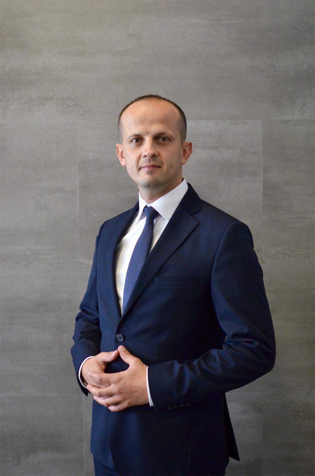 Przemysław Sikorski, dyrektor departamentu ds. rozwoju sieci własnej Futuro Finance