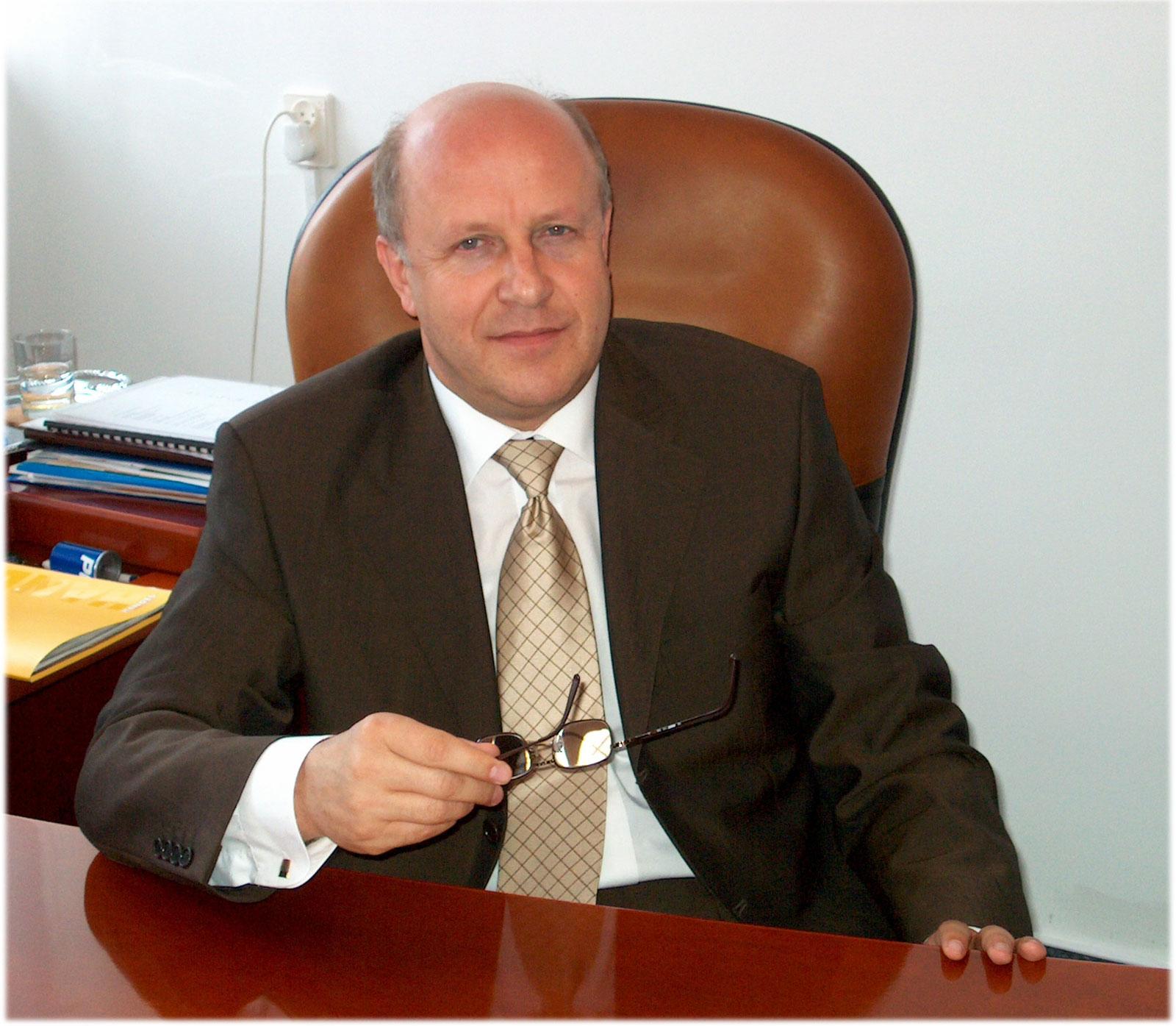Wojciech Kruszewski, prezes Lewiatan Holding