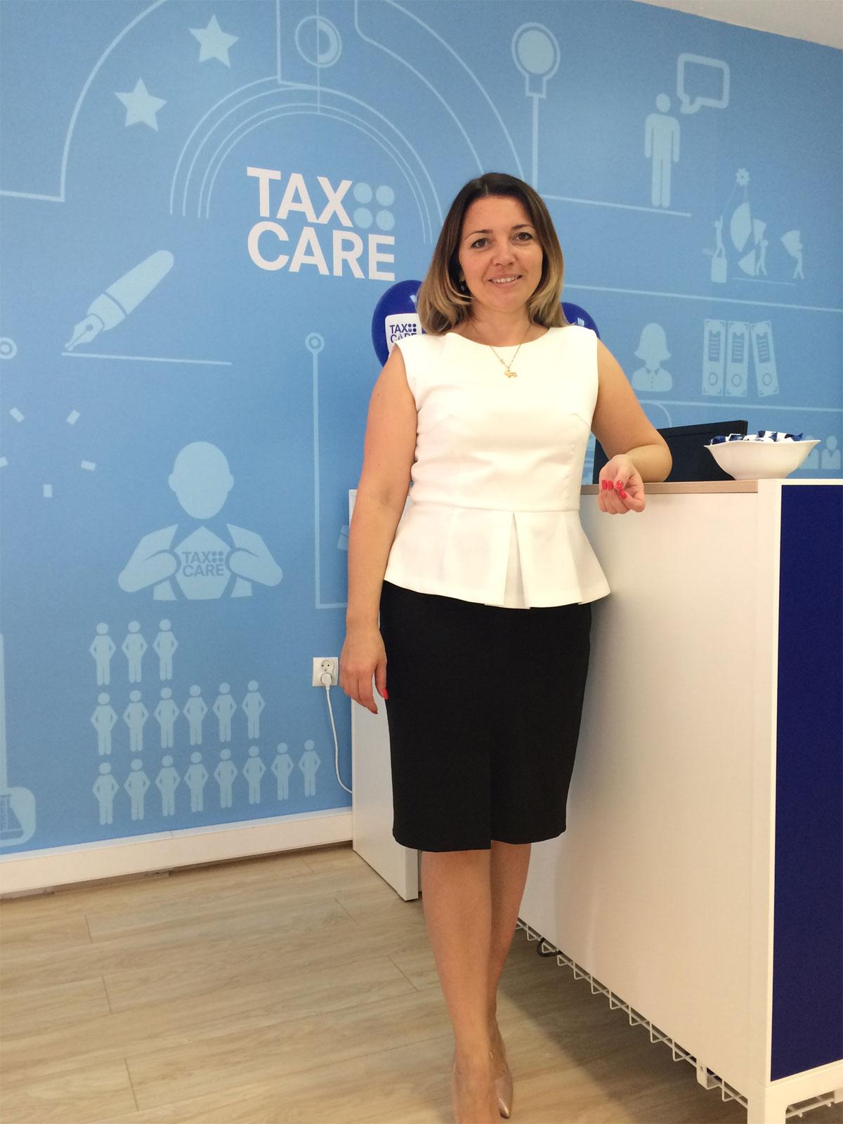 Joanna Babiło, franczyzobiorczyni Tax Care