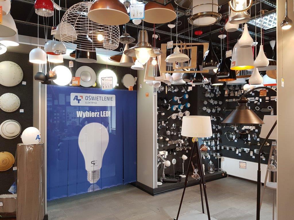 A-T Oświetlenie Elektryka