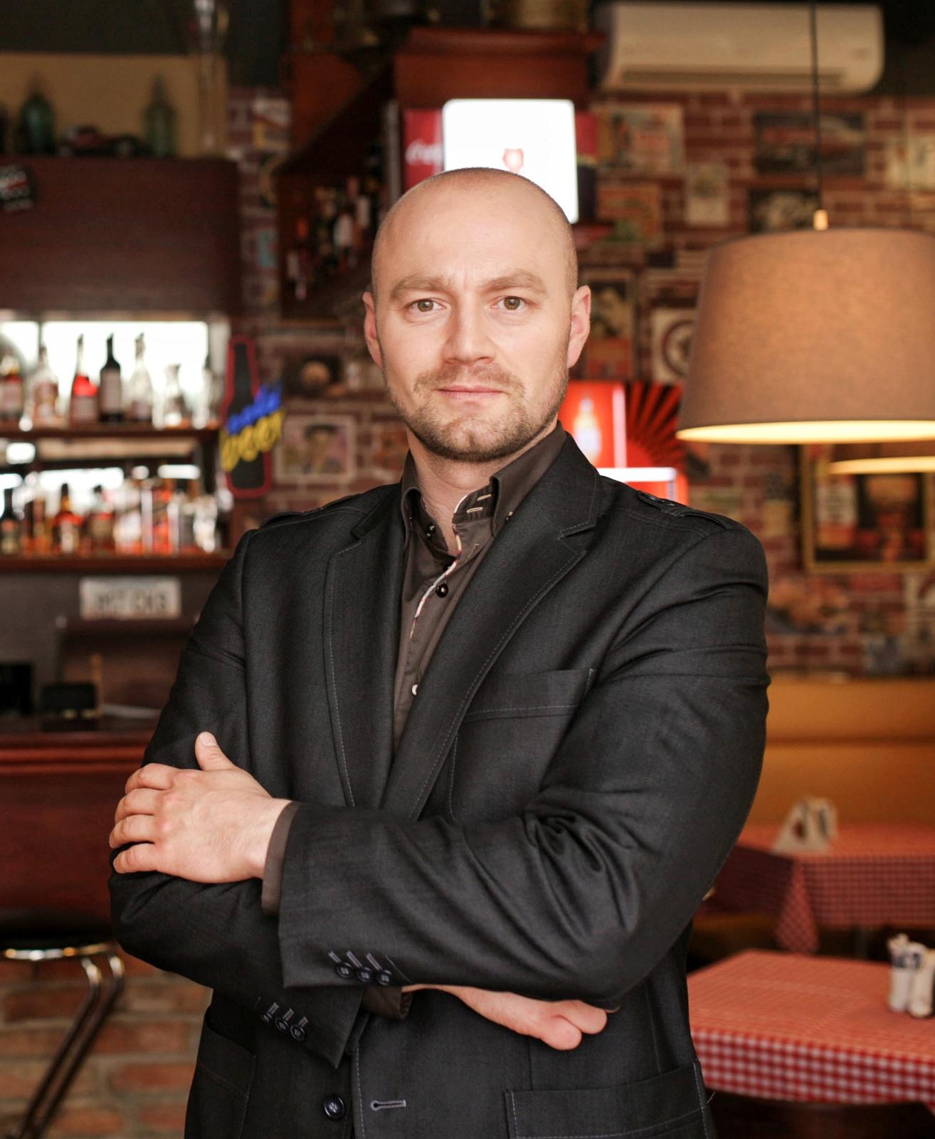 Łukasz Błażejewski, dyrektor ds. franczyzy 7 Street oraz Meat & Fit