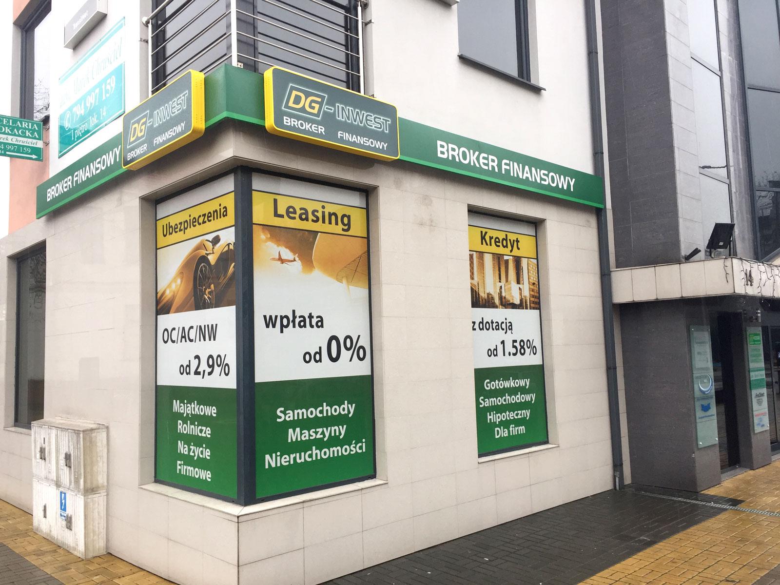 DG – Inwest Leasing & Kredyt