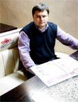 Wojciech Malicki, franczyzobiorca sieci Abra Sklepy Meblowe