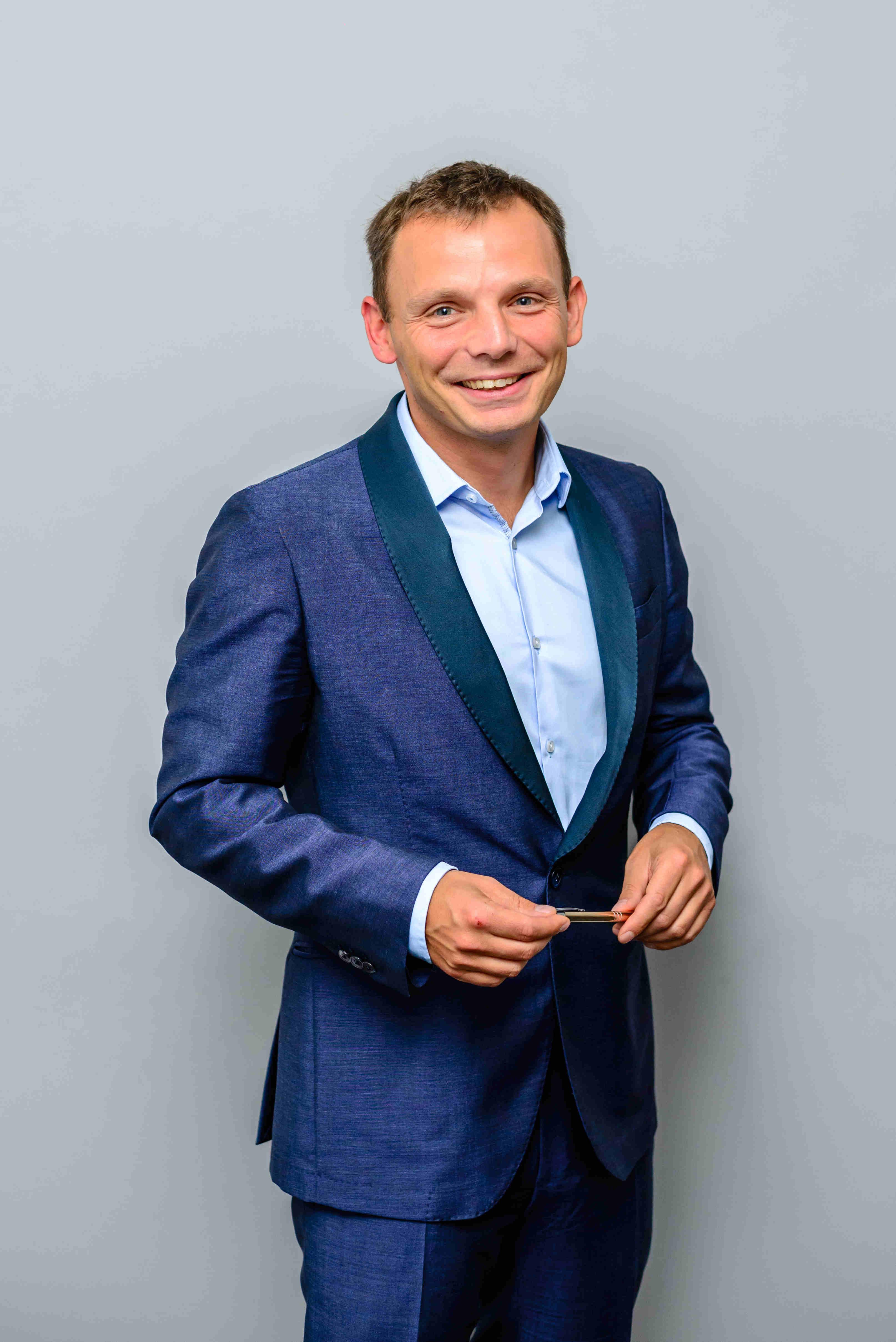 Grzegorz Pietraszewski, prezes Aureus Leasing