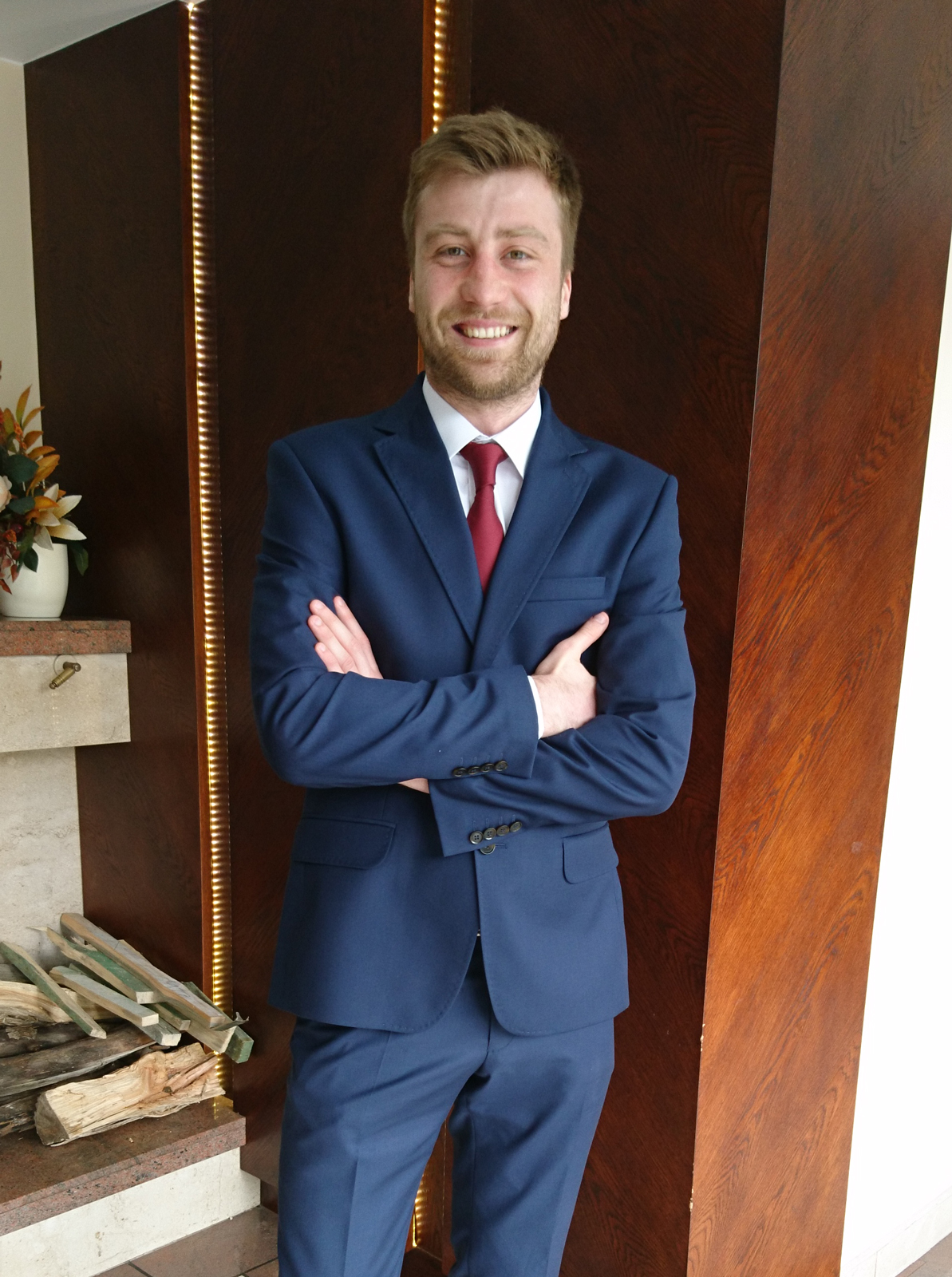 Adam Miłosiński, menadżer ds. rozwoju sieci franczyzowej Gatta: