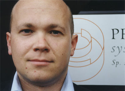 Daniel Mrozek, Bank Zachodni WBK Leasing