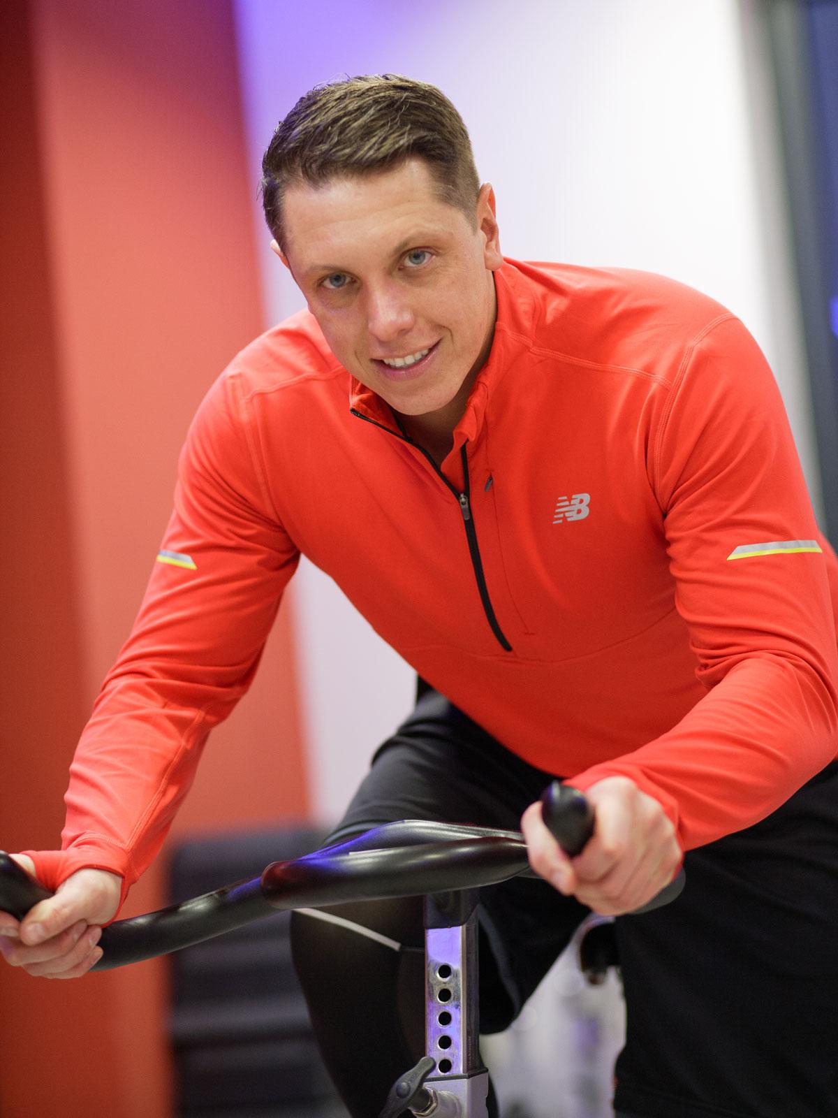 Sławomir Prokopik, franczyzobiorca Xtreme Fitness