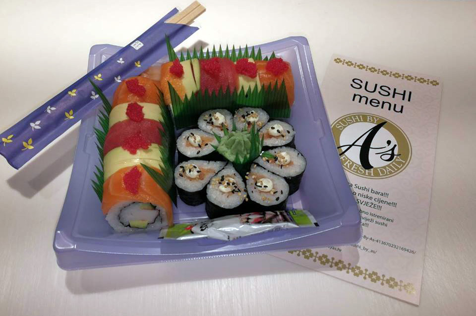 Sushi by A's