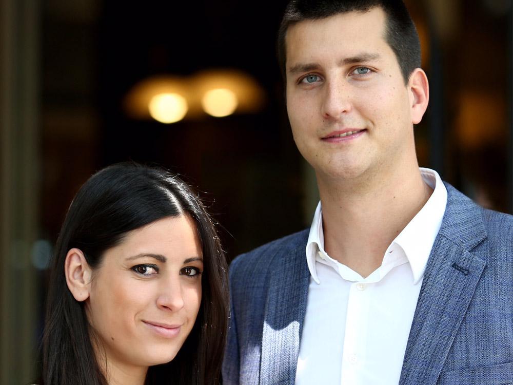 Igor i Marina Erhartič