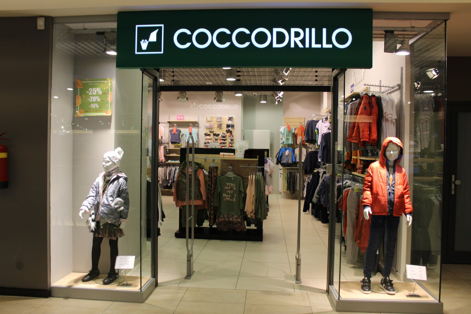 cd9fbafe1fce Coccodrillo - Franchising.cz - franšíza a vlastní firma
