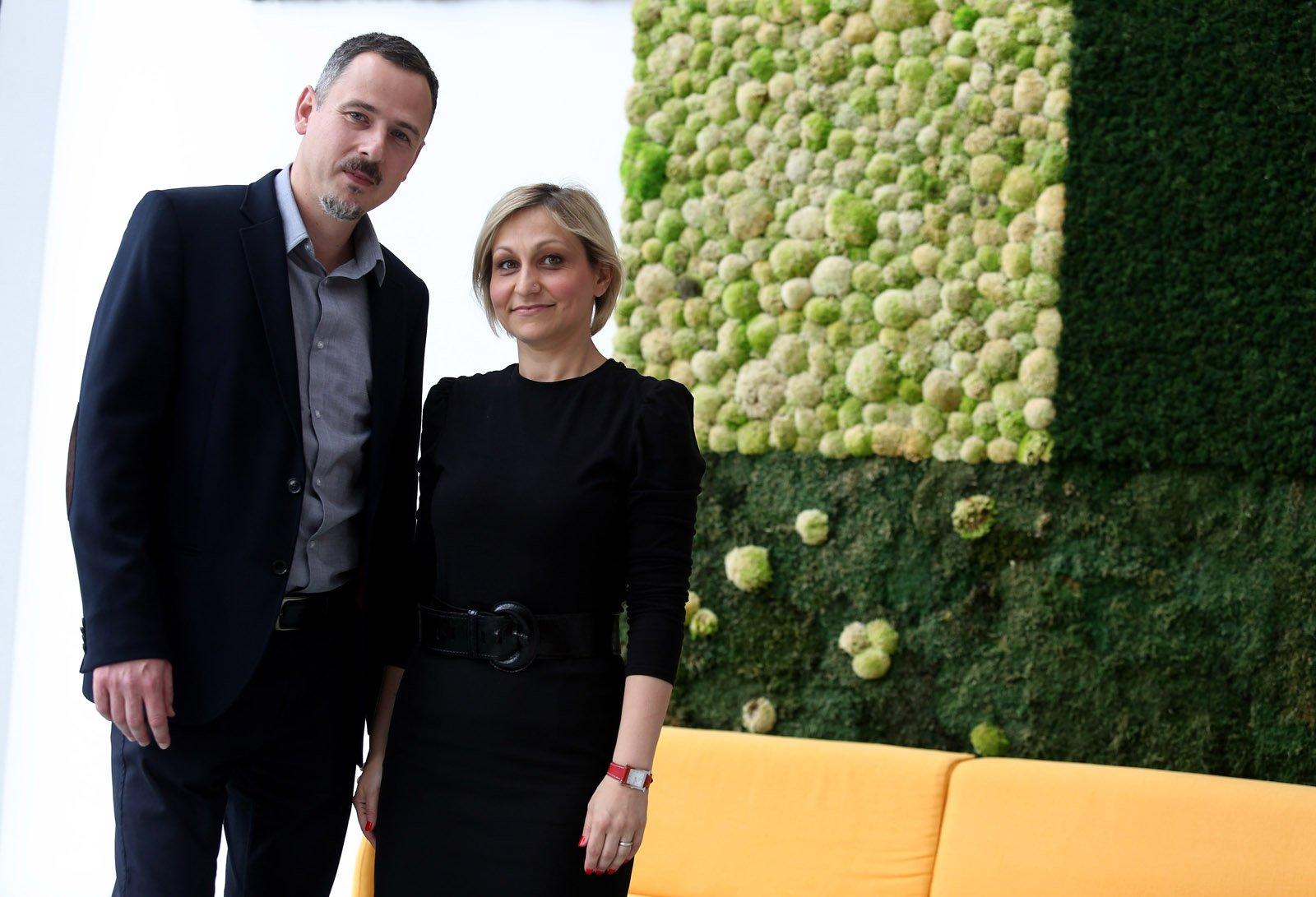 Hrvoje i Helena Tkalčić