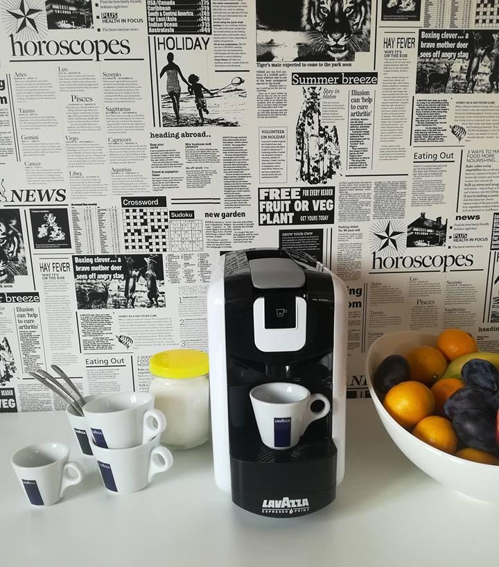 Mali espresso aparati za ured