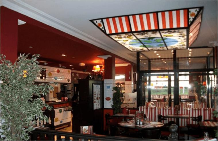 Kiforrott steakhouse koncepció