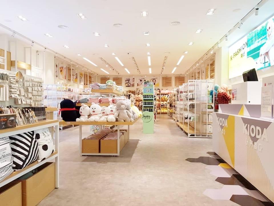 KIODA concept store