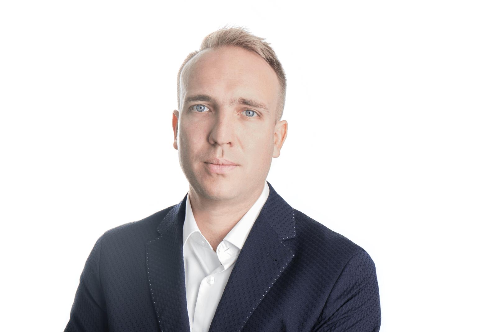 Grzegorz Morawski, franšizni menadžer škole programiranja Coders Lab