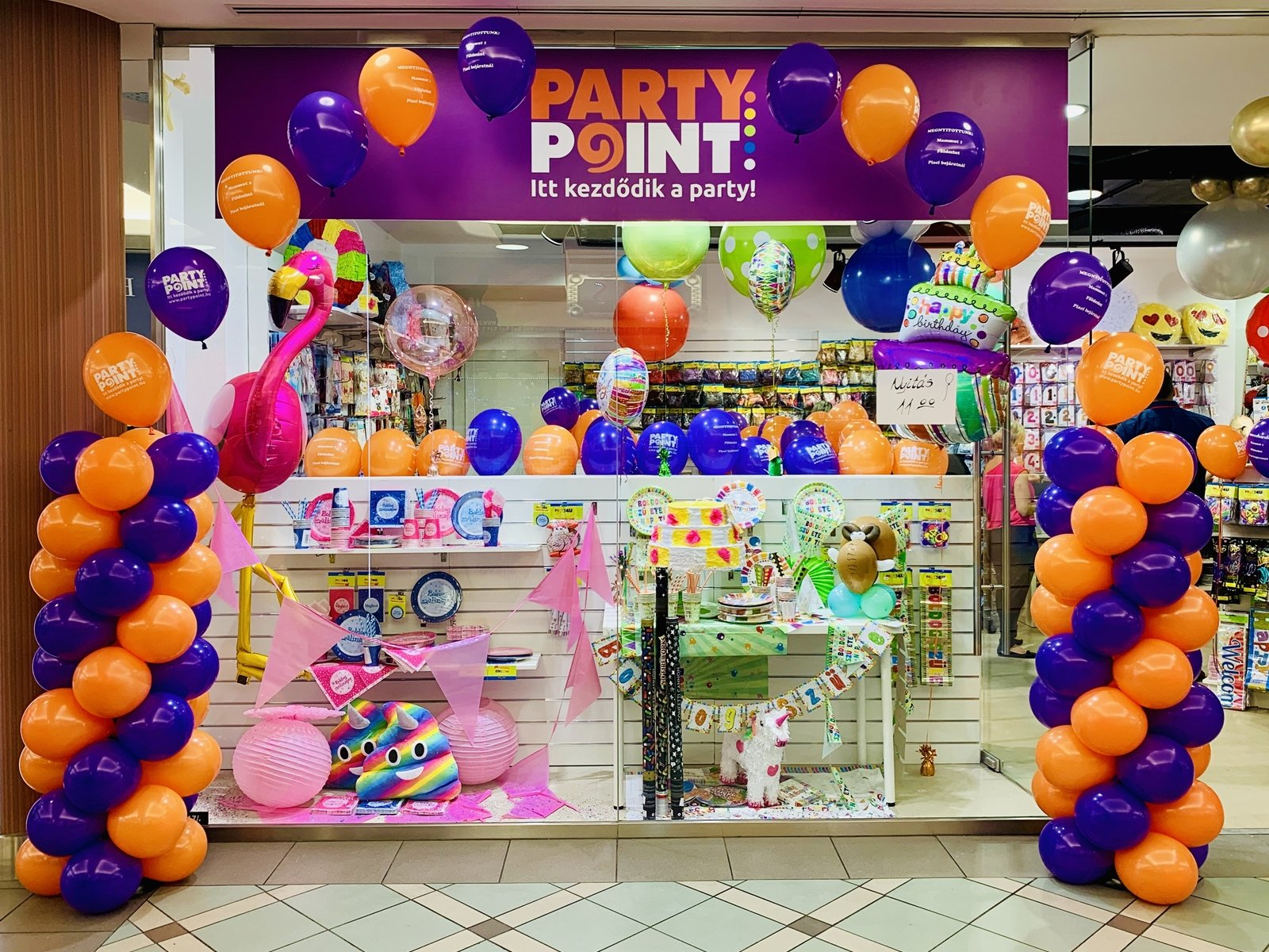 Party Point