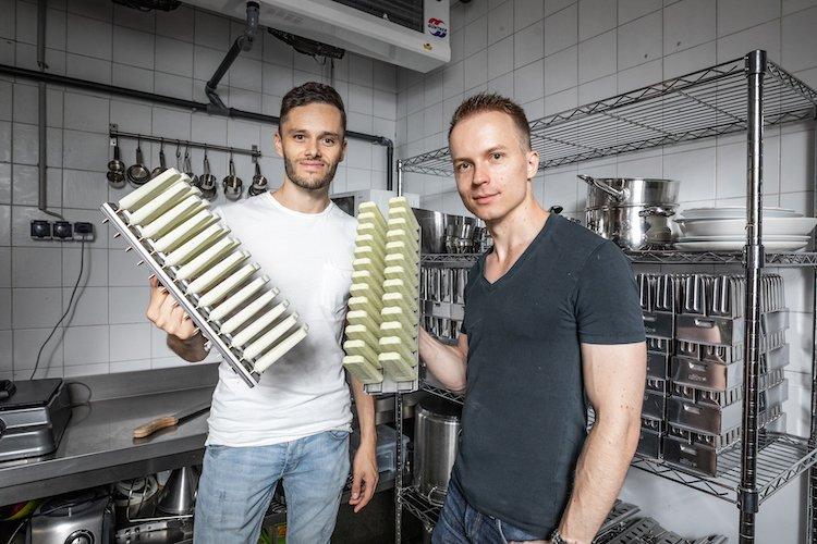Szalay József és Szabó Milán