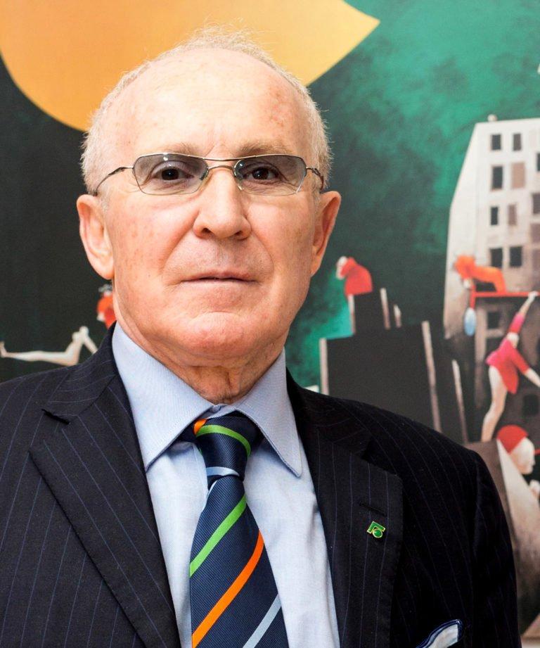 Oreste Pasquali, Fondatore e Presidente Gruppo Tecnocasa