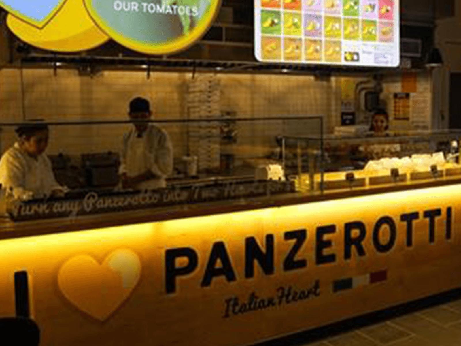I love Panzerotti, ristorante New York