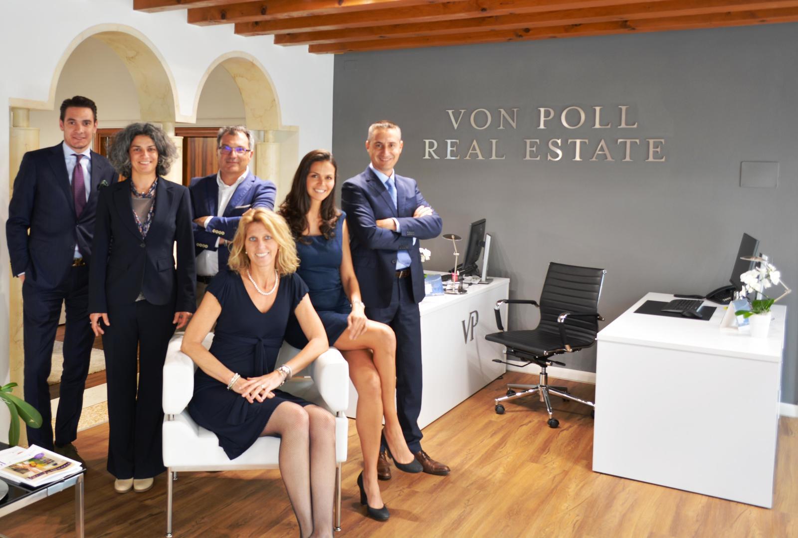 Il team Von Poll di Vicenza