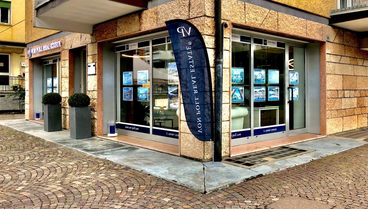 L'agenzia Von Poll di Bolzano