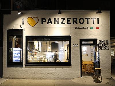 I love Panzerotti