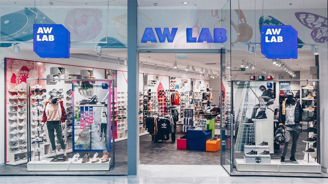 Uno store AW-Lab