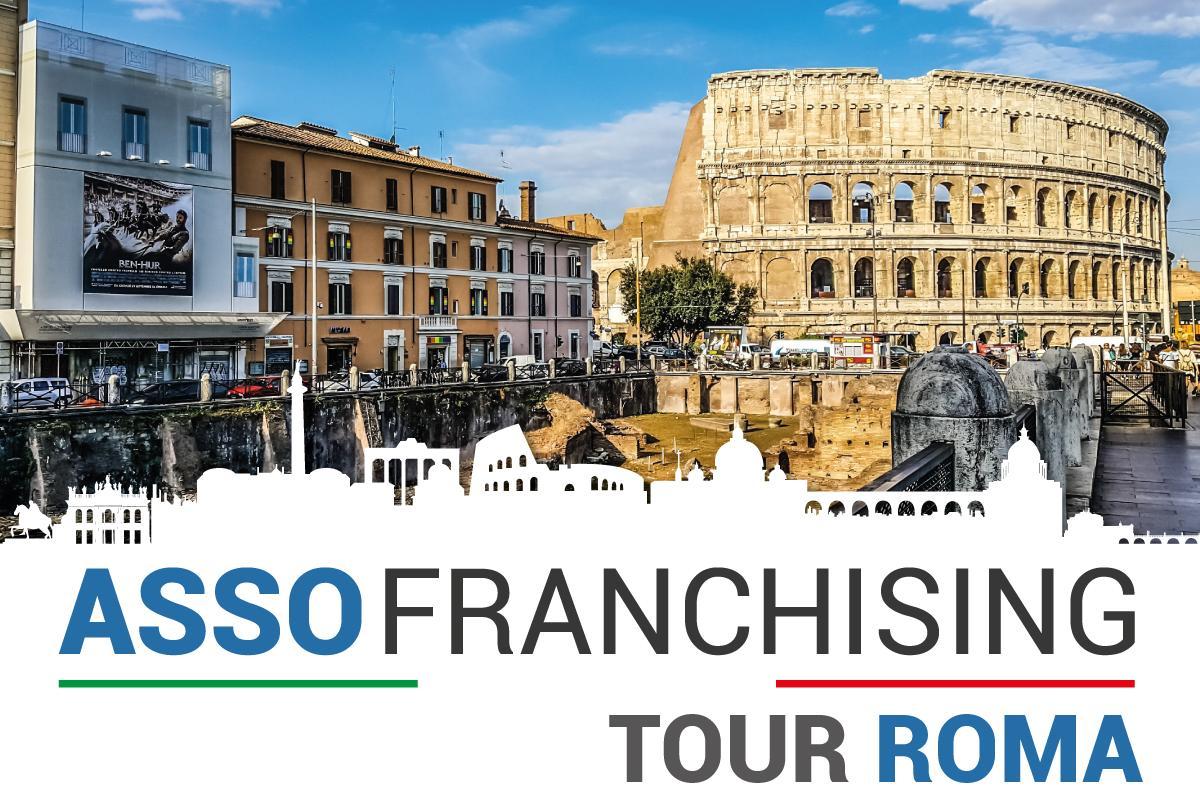 Assofranchising Tour Roma 2019