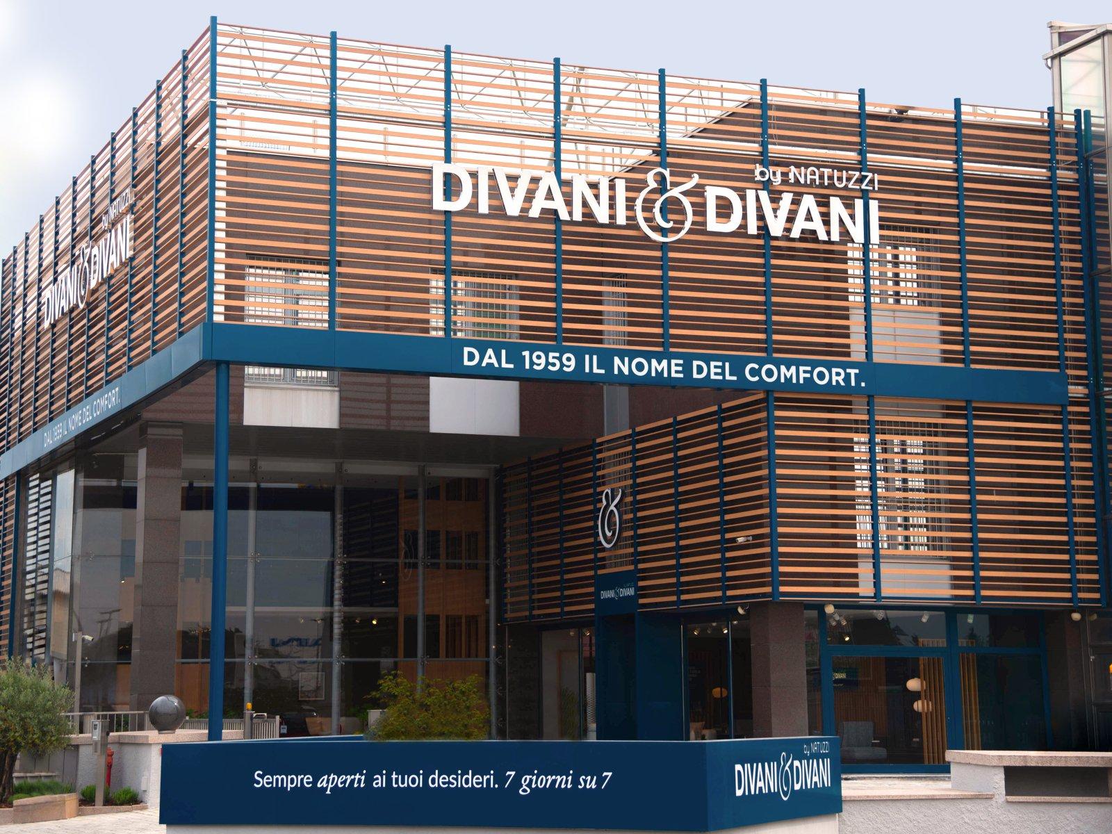 Divani & Divani by Natuzzi a Gerenzano - Start Franchising ...