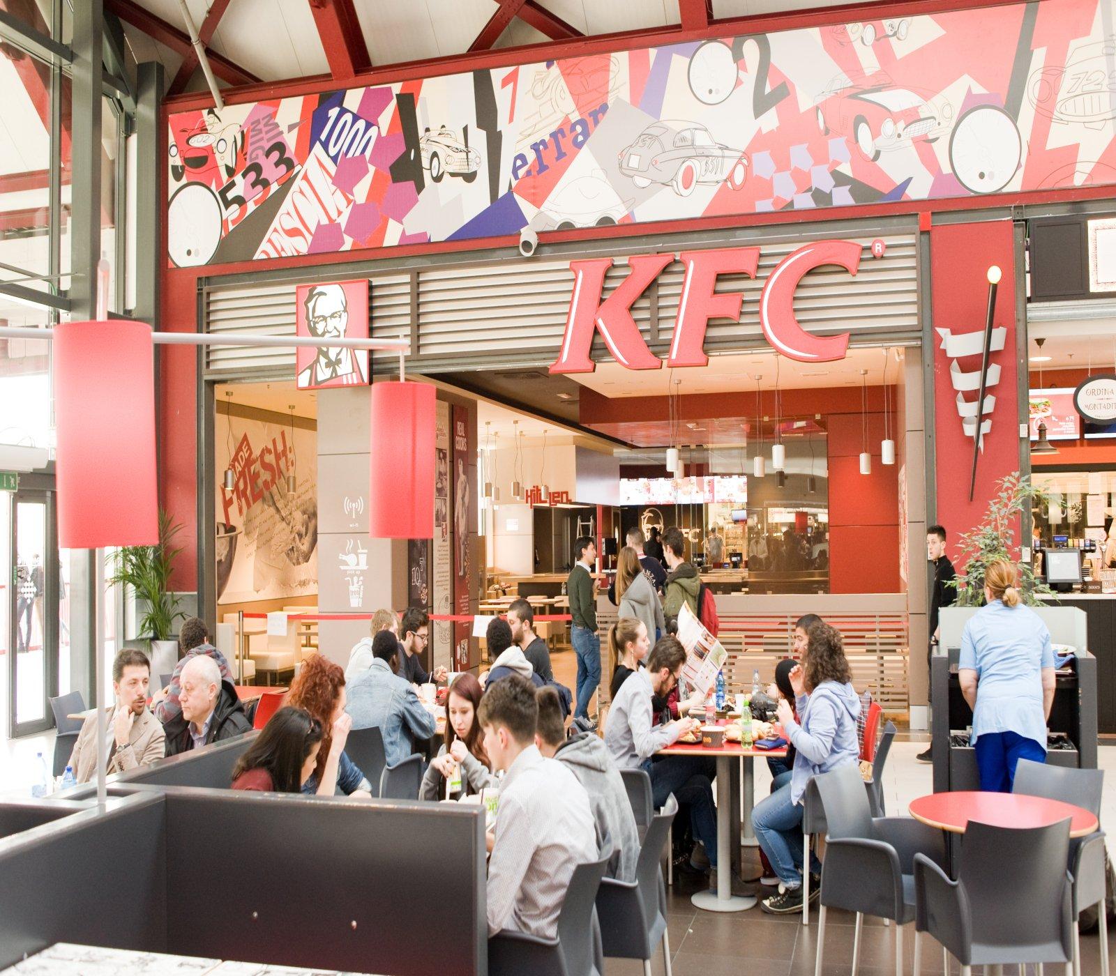 KFC, tra le novità del 2019 un nuovo design