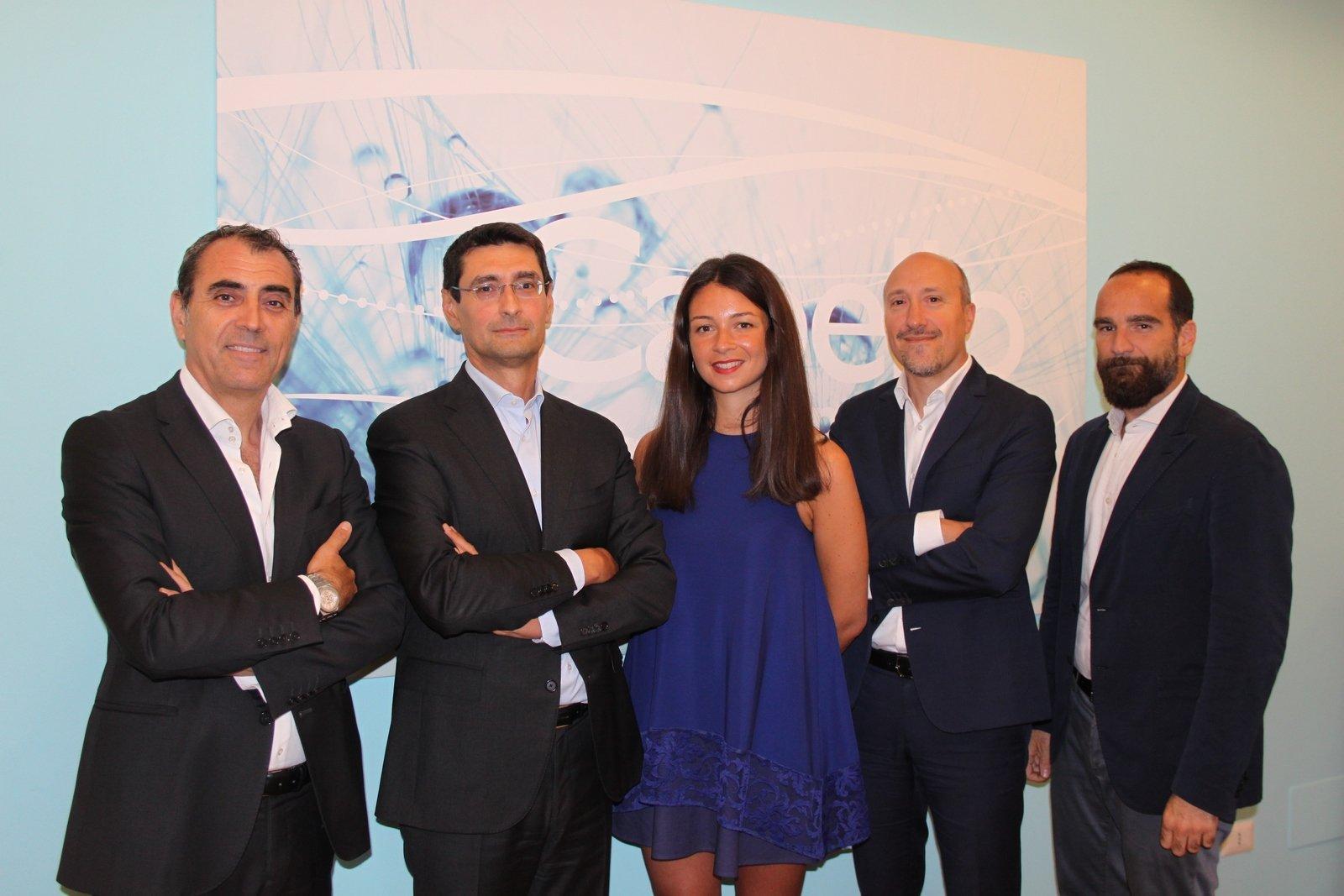 Il management team di Capello Point