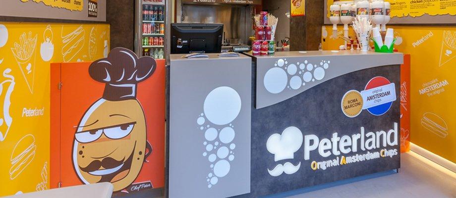Peterland, uno store