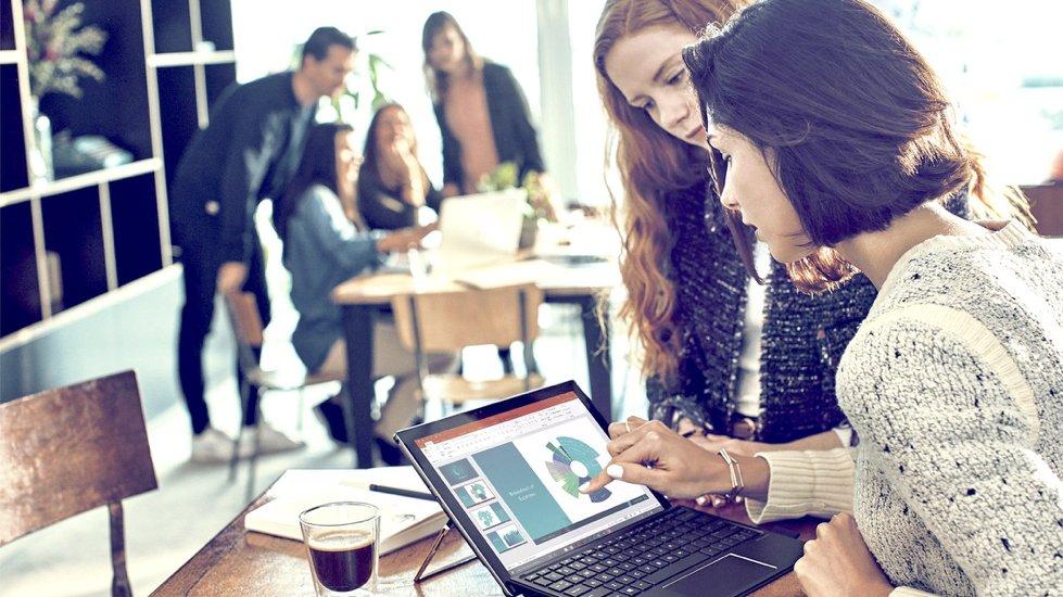IWG: produttività e flessibilità