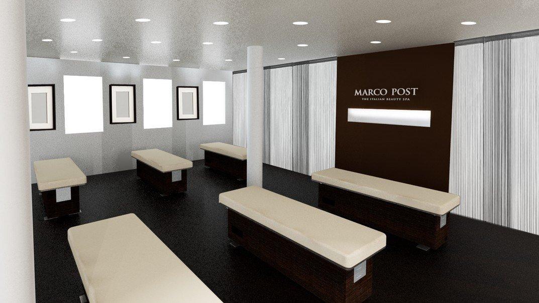 Un centro Marco Post