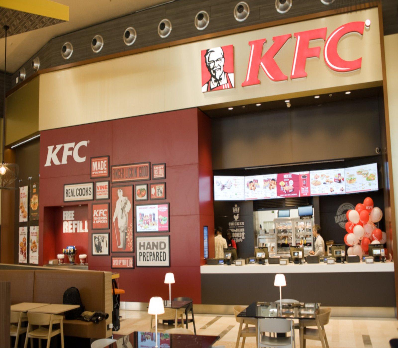KFC, 3 nuove aperture in Italia