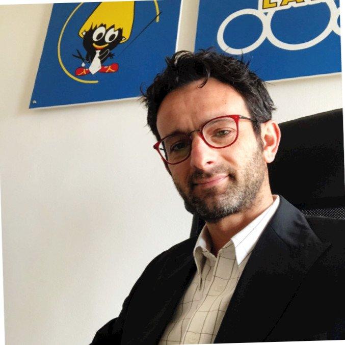 Rosario Turturici, direttore commerciale del brand Il Pulcino lavanderie in franchising.
