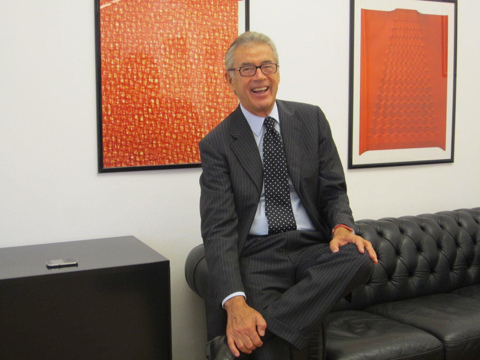 Mario Resca, presidente Confimprese