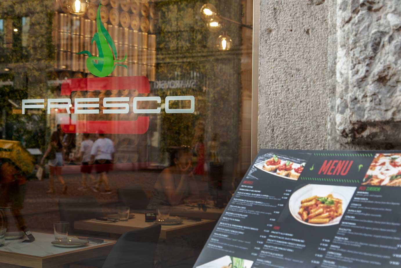 Fresco, la trattoria-pizzeria napoletana