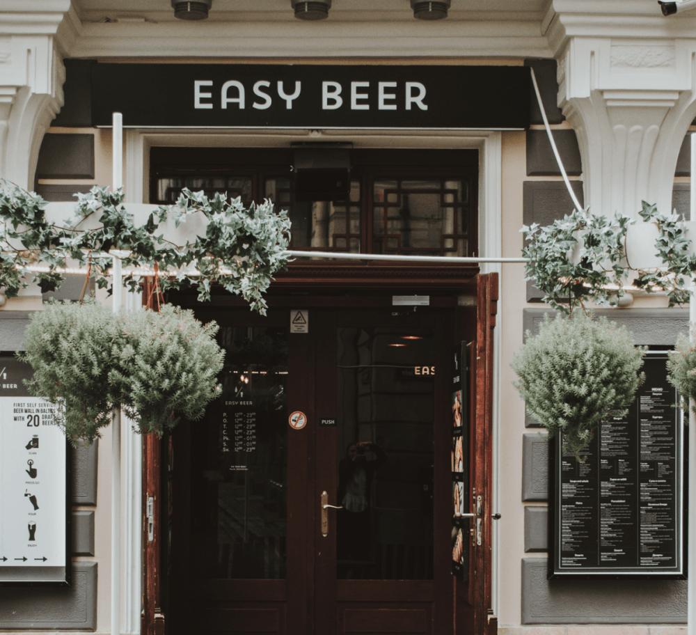 Easy Beer