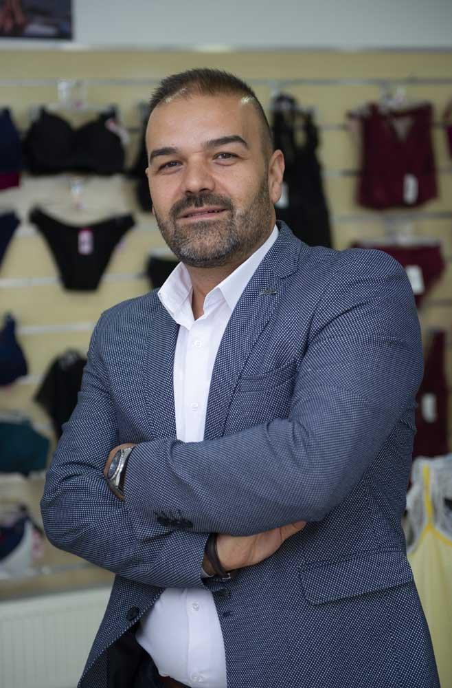 Ѓорѓи Зорзиќ- примател на франшизата на Sara Fashion во Кавадарци