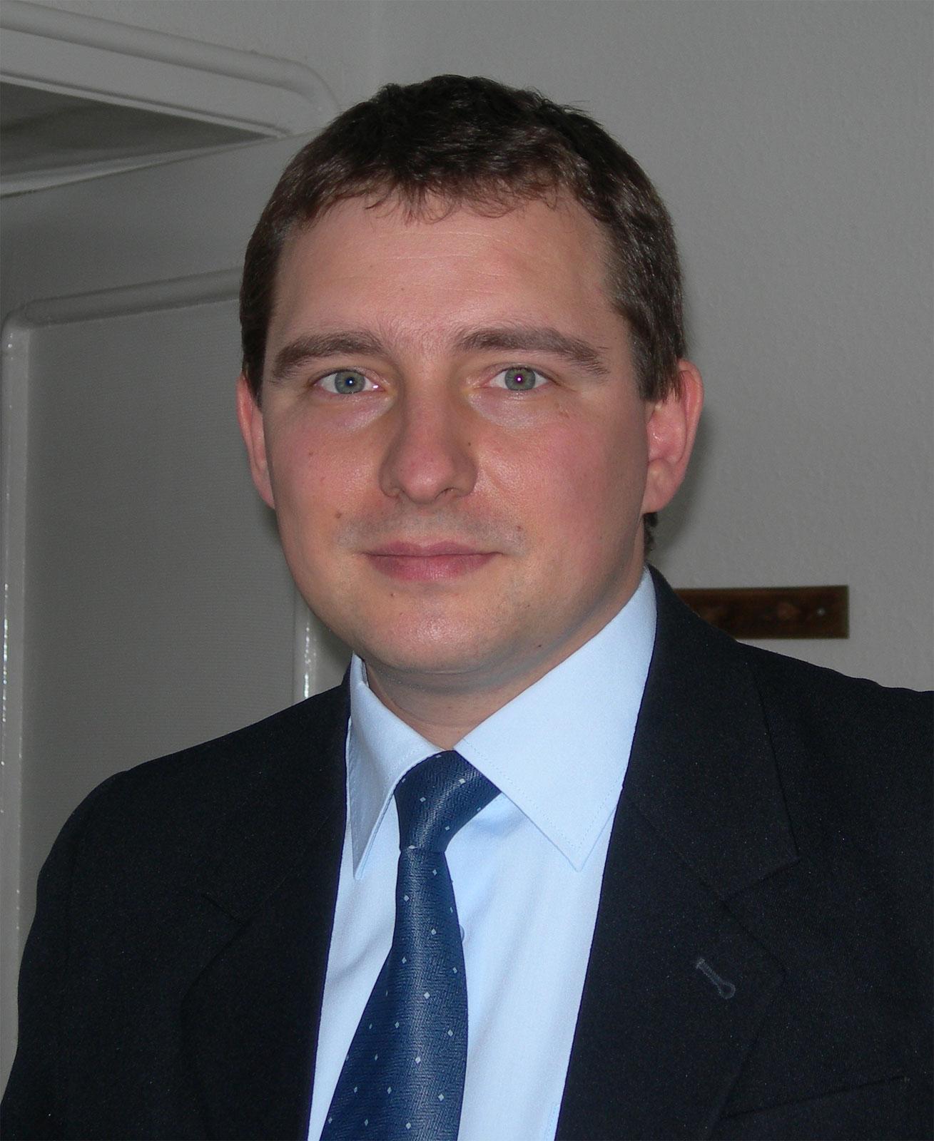 Albert Pietras, właściciel firmy Edu Szkoła Szybkiego Czytania i Technik Pamięciowych
