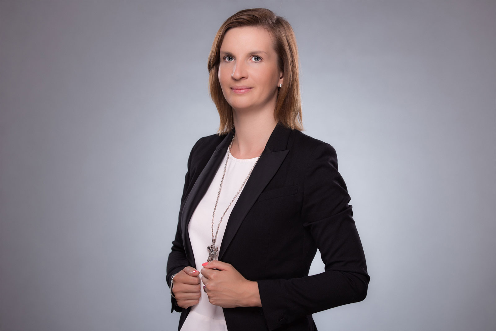 Edyta Gabryś, koordynator projektu Yasumi Beauty Point