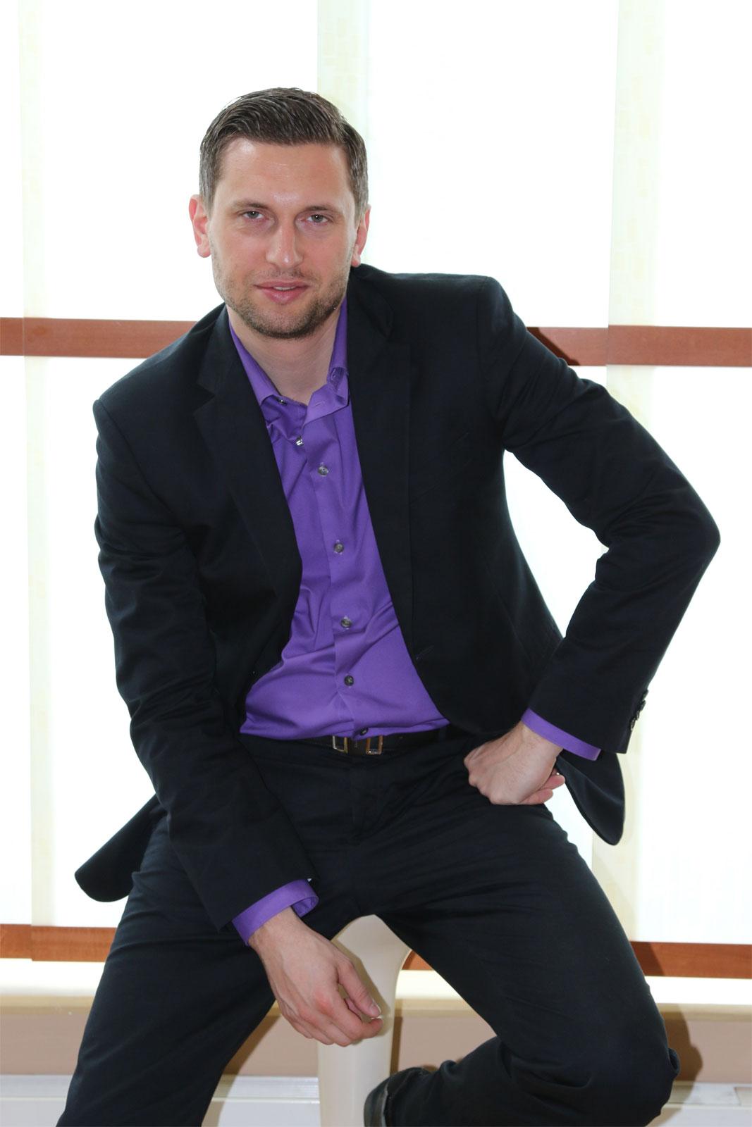 Daniel Gawryczuk, prezes zarządu DG-Inwest Finanse