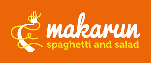 Makarun Spaghetti and Salad