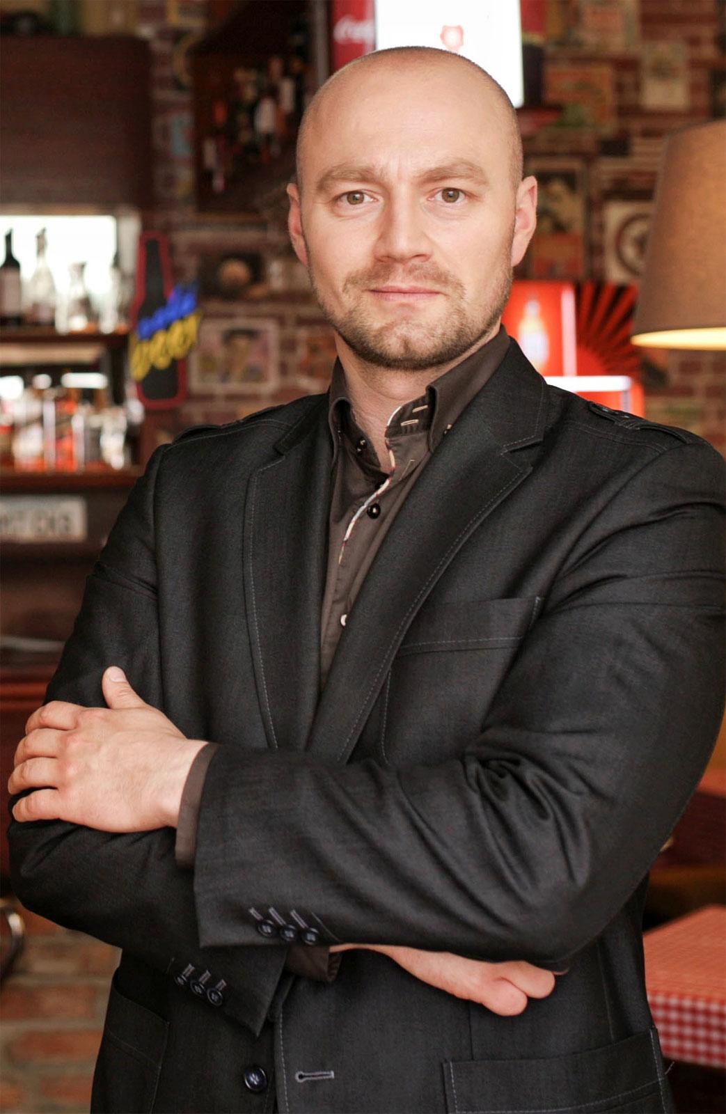Łukasz Błażejewski, dyrektor generalny Meet & Fit