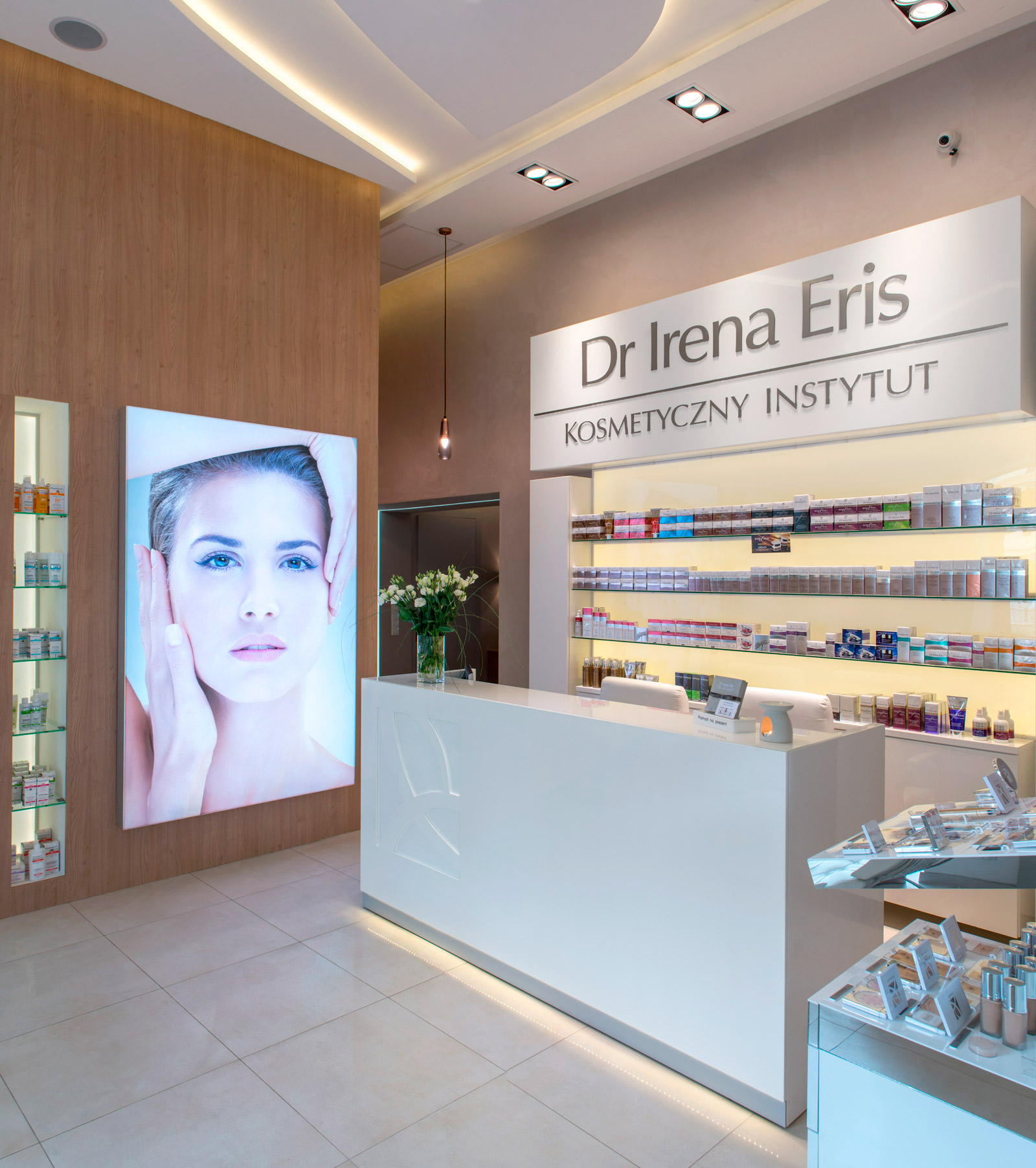 Dr Irena Eris Kosmetyczne Instytuty