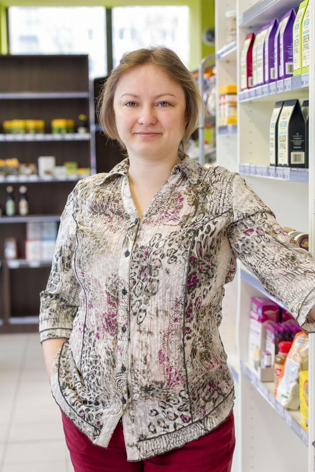 Małgorzata Dąbrowska, właścicielka piekarni Margita