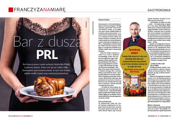 Okładka WBF 112 czerwiec 2014, Rafał Kopacz, Eva Minge