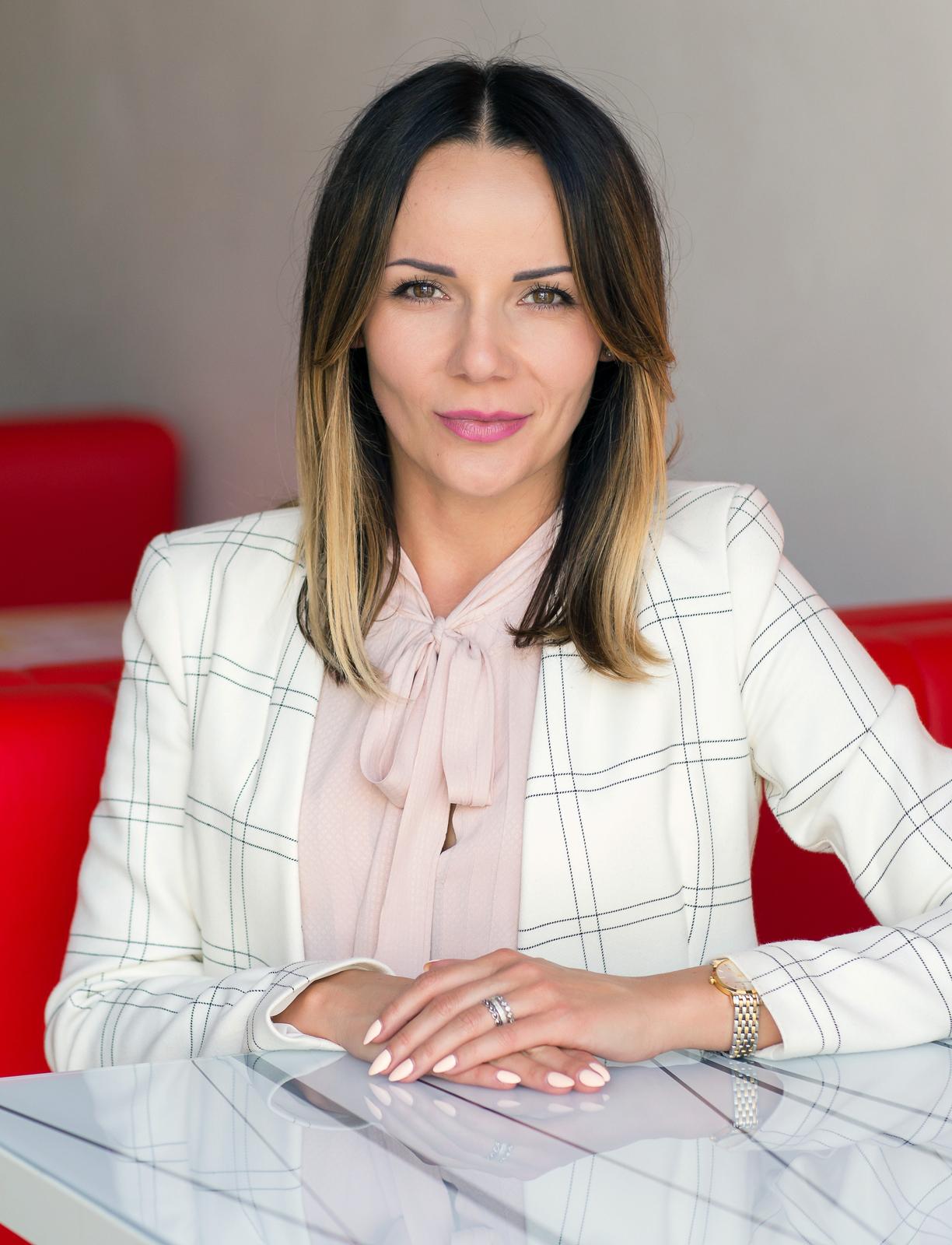 Katarzyna Włodarczyk-Pięta, członek zarządu spółki Gruby Benek