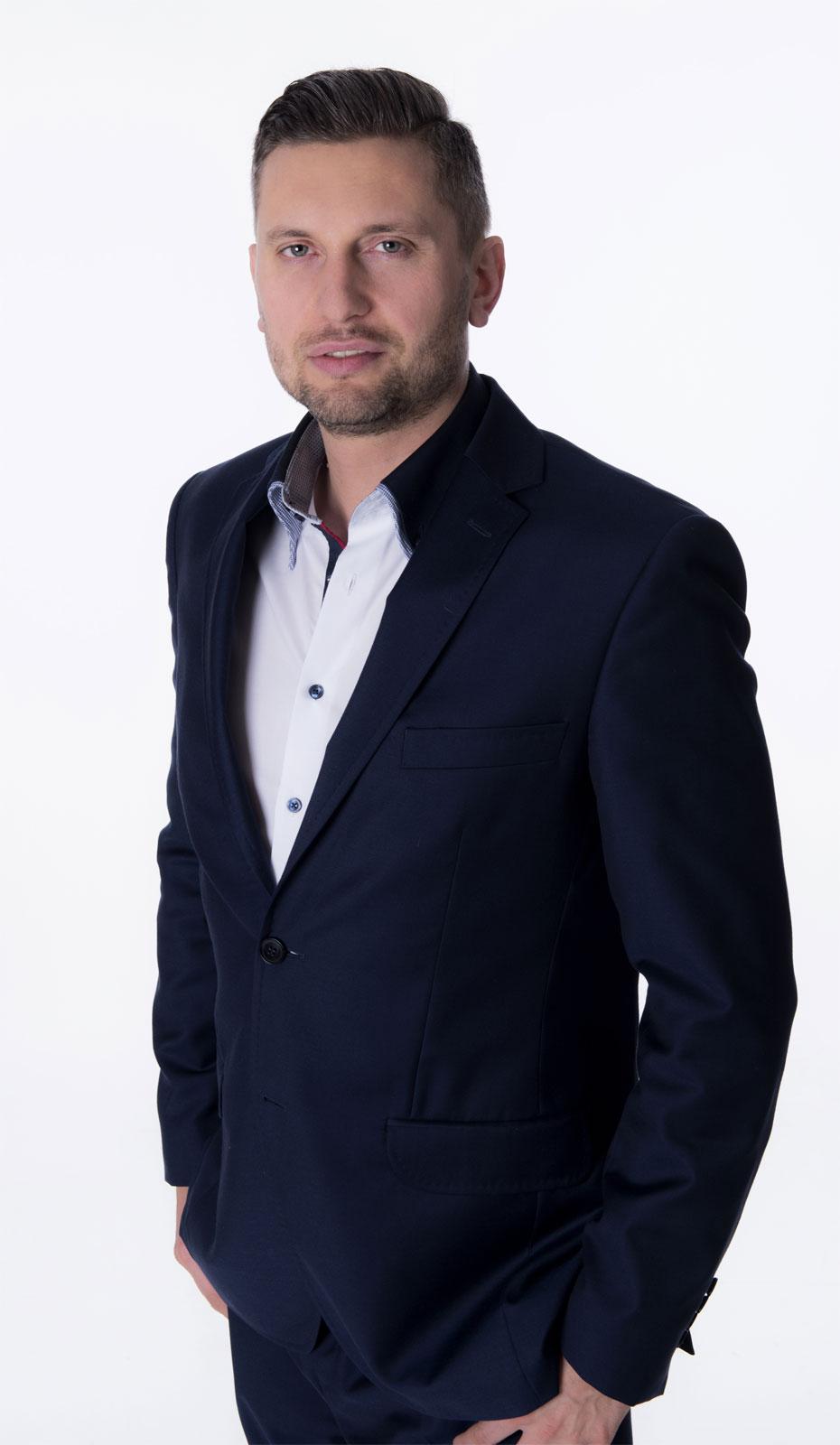 Daniel Gawryczuk, dyrektor zarządzający Tax Safe